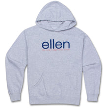 ellen Show Light Grey Pullover