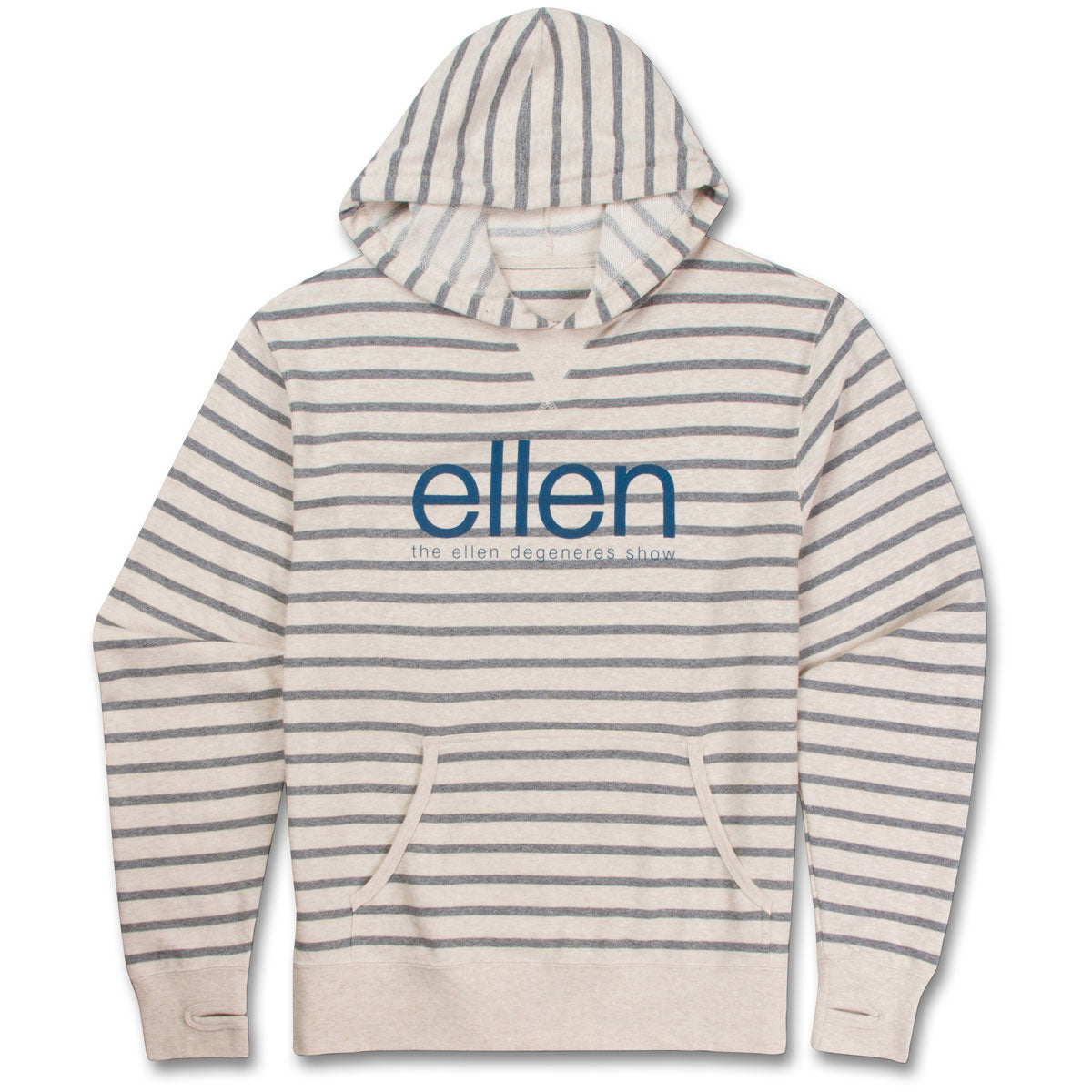 ellen Show Summer Pullover- Striped