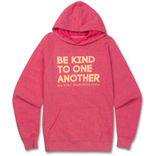 ellen Show Be Kind Hoodie - Red