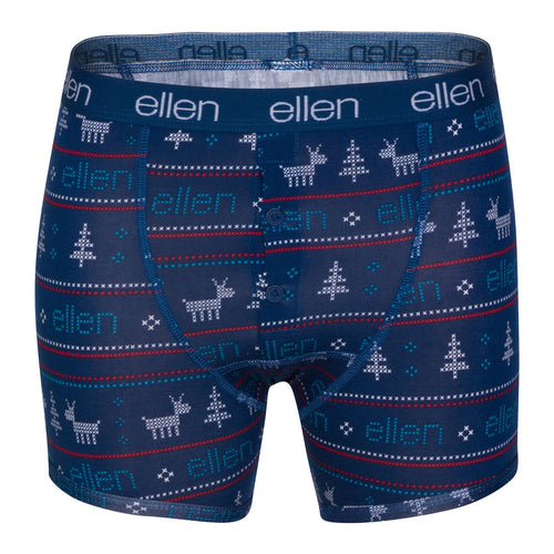 Season 16 Holiday Boxers-Blue