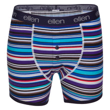 The ellen DeGeneres Show Shop- ellen show men's boxers- multicolor- front