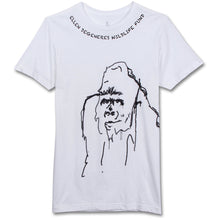The ellen Fund Gorilla Tee - White