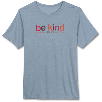 Be Kind T-shirt- Blue