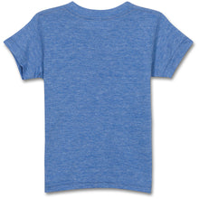 The ellen DeGeneres Show Shop-Kids Official T-Shirt- Blue- Back