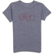 The ellen DeGeneres Show Shop-Kids Official ellen Show T-Shirt-Grey-Front