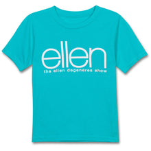 ellen Kids Crew Neck- Blue