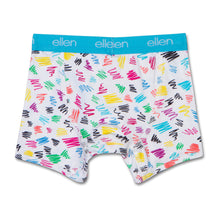 The ellen DeGeneres Show Shop-Kids Boxers - Boys-Blue- Back