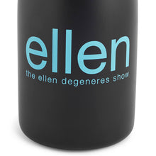 Ellen Show Stainless Steel Bottle - Black