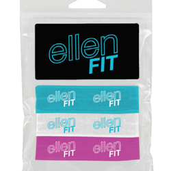 Ellen Fit Hair Ties- 3 Pack