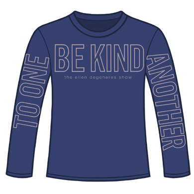 ellen Show Be Kind Long Sleeve