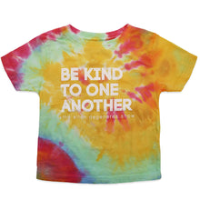 The Ellen DeGeneres Show - Be Kind Tie Dye Toddler Tee - Multicolor - Front