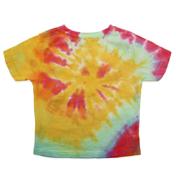 The Ellen DeGeneres Show - Be Kind Tie Dye Toddler Tee - Multicolor - Back