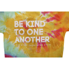 The Ellen DeGeneres Show - Be Kind Tie Dye Toddler Tee - Multicolor - Detail