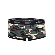 Women's Boyshorts- Camo
