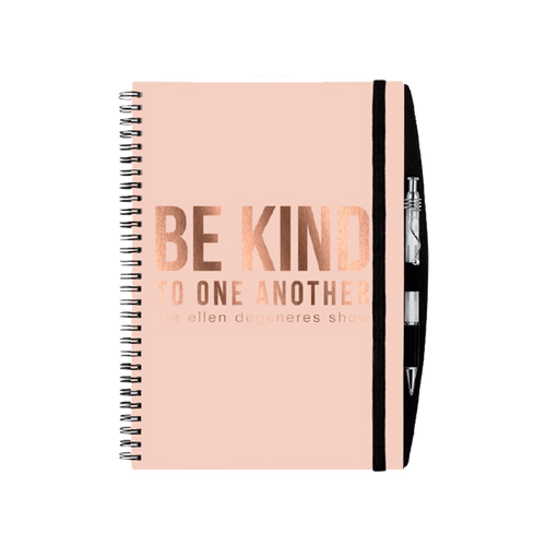 Be Kind Journal- Pink