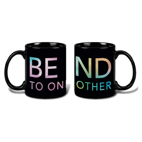 Be Kind Mug-Black