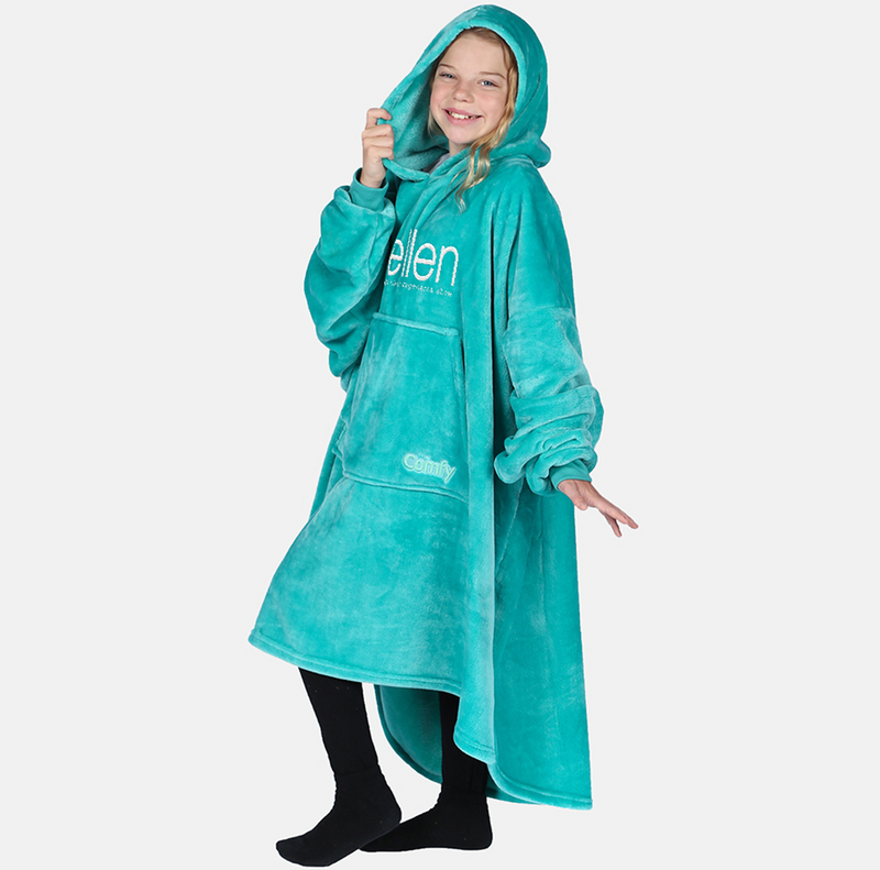 Ellen Show x The Comfy® Dream™ - Teal