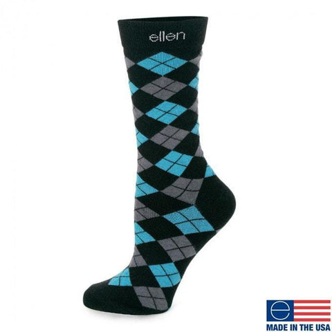 Socks - Plaid - Ellen Degeneres Show Shop