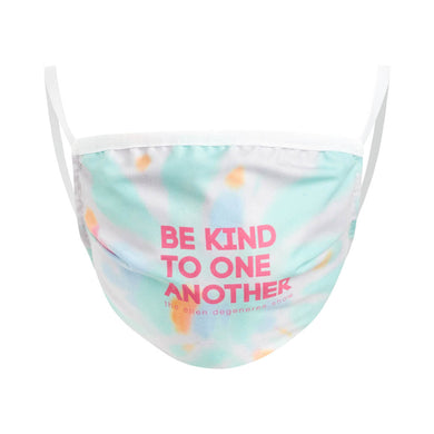 ellen DeGeneres Show BE KIND face masks 2