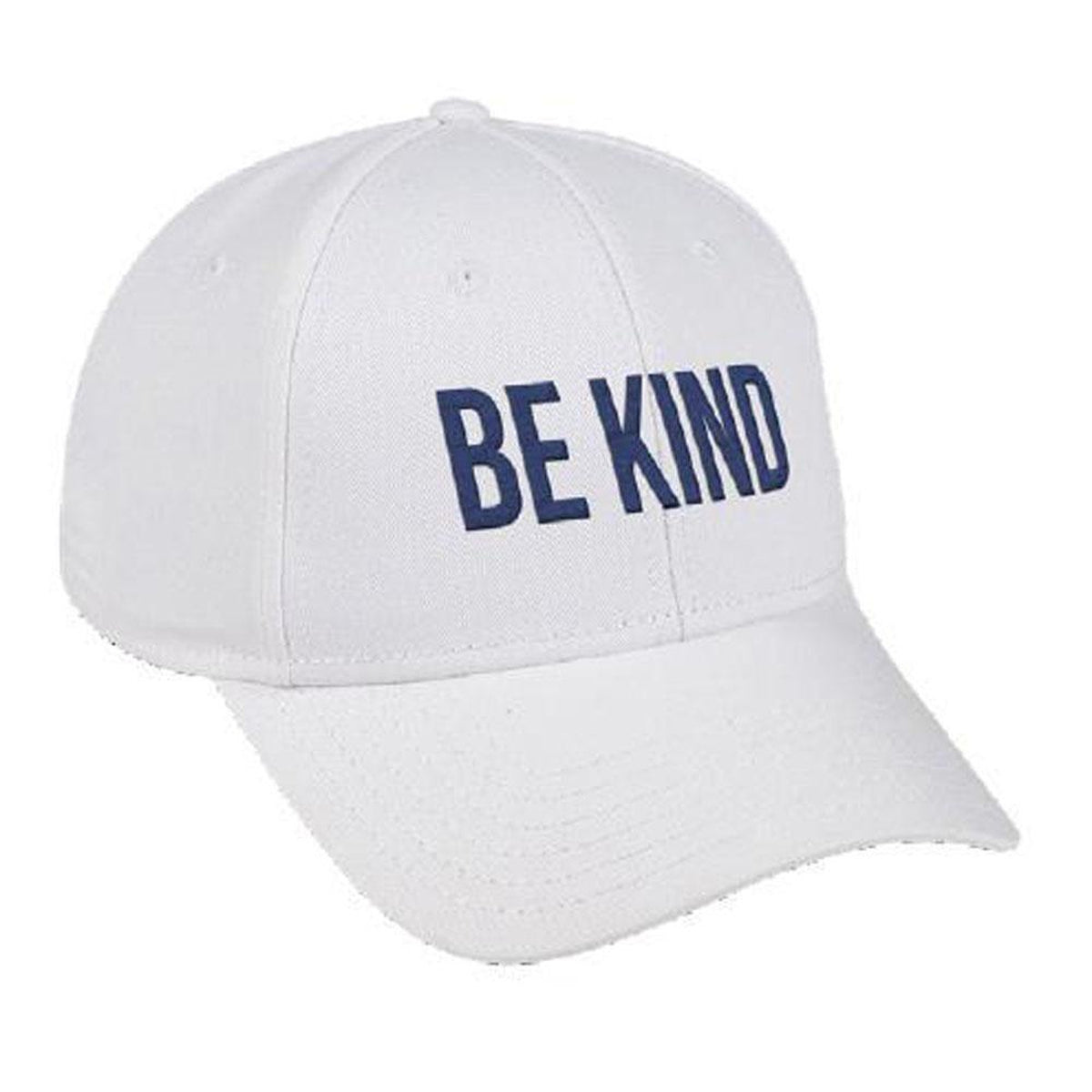 ellen DeGeneres Show be kind hat white