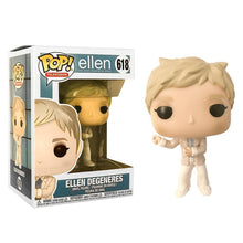 The ellen DeGeneres Show Shop- ellen Funko Pop! Figure- White- Front-With-Packaging