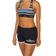 ellen degeneres show shop fit mesh shorts