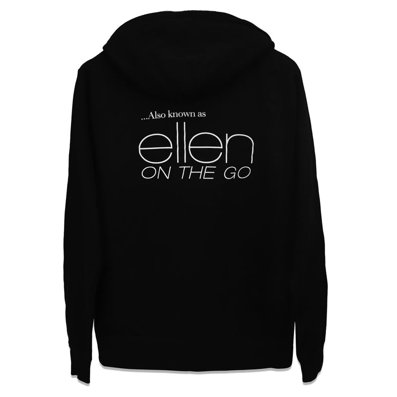 The Ellen On The Go Podcast Hoodie