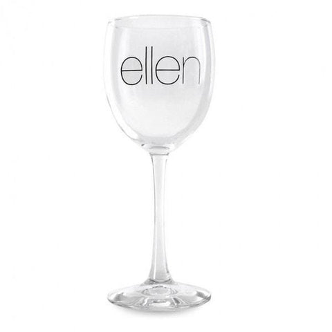 Wine Glass - Ellen Degeneres Show Shop