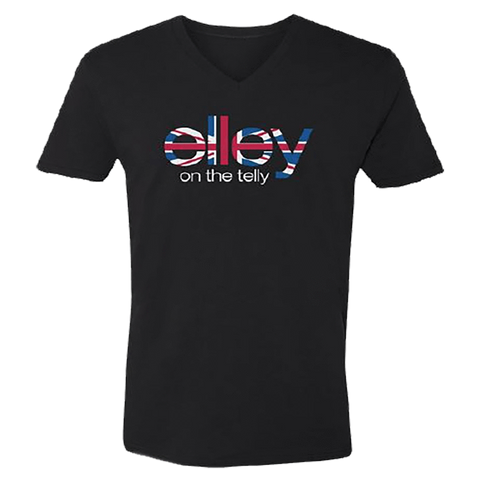 Elly on the Telly V-Neck Tee - Ellen Degeneres Show Shop - 1