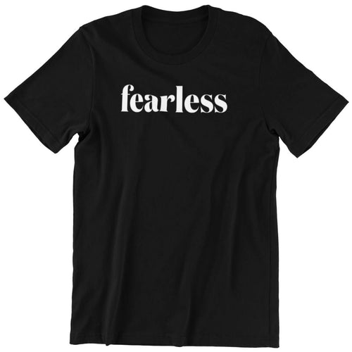 ellen DeGeneres Show Shop Ashley Graham fearless-Tshirt-front