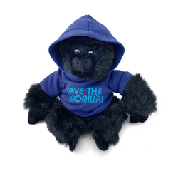 The Ellen Fund Save The Gorillas Gorilla Plush
