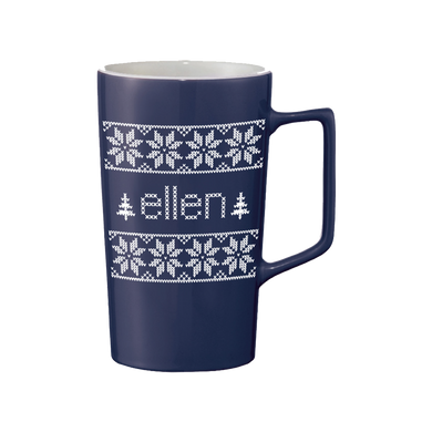 ellen Degeneres show shop holiday mug