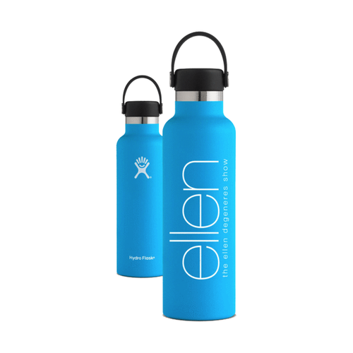 ellen DeGeneres hydro flask bottle