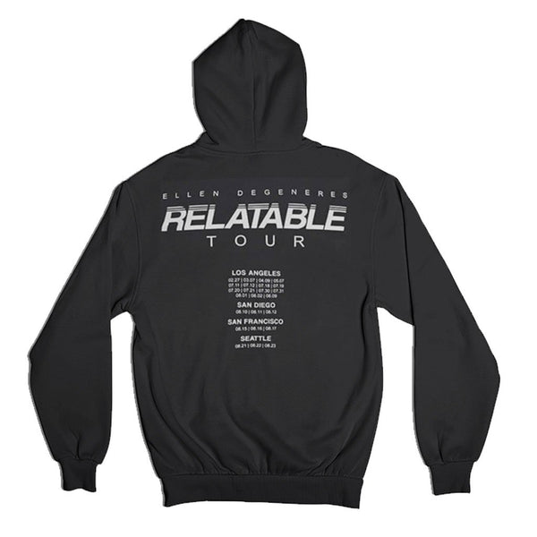 The Relatable Tour Hoodie