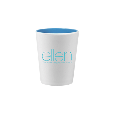 ellen Show Season 15 Shot Glass