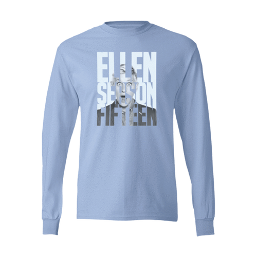 ellen Show Season 15 Long Sleeve