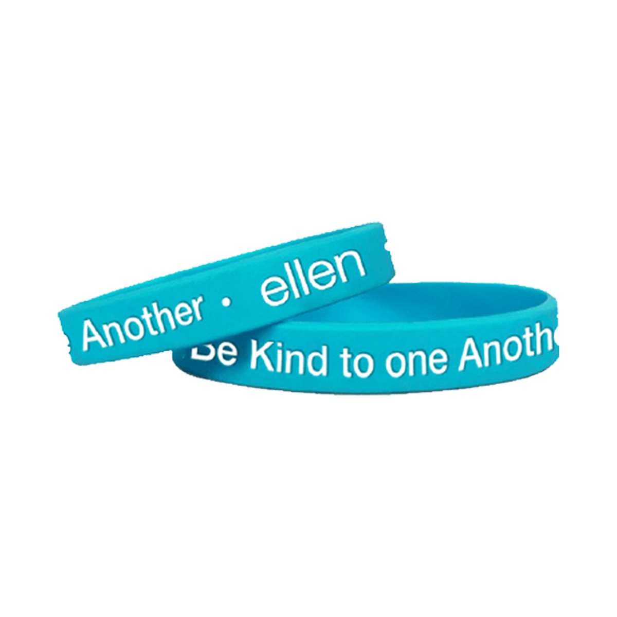 ellen Show Be Kind To One Another Bracelet - Blue