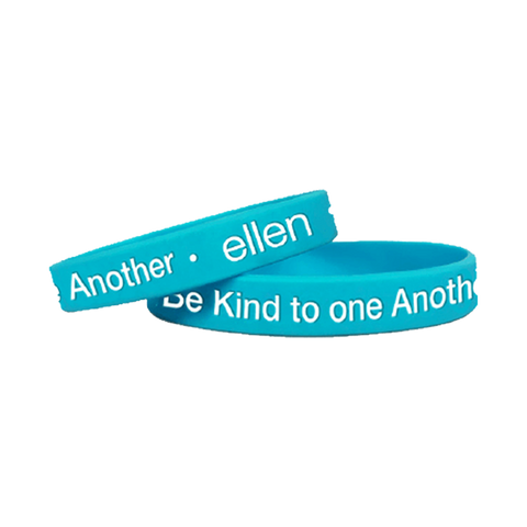 ellen Show Be Kind 2 One Another Bracelet - Blue
