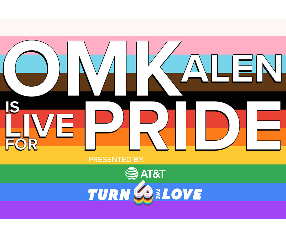 """""""OMKalen"""" Is Live for Pride!"""