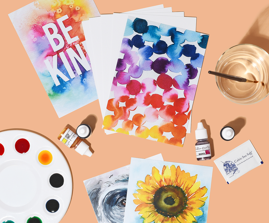 Let's Make Art - The Hope and Change Box