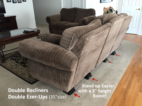 ezer-up double recliner
