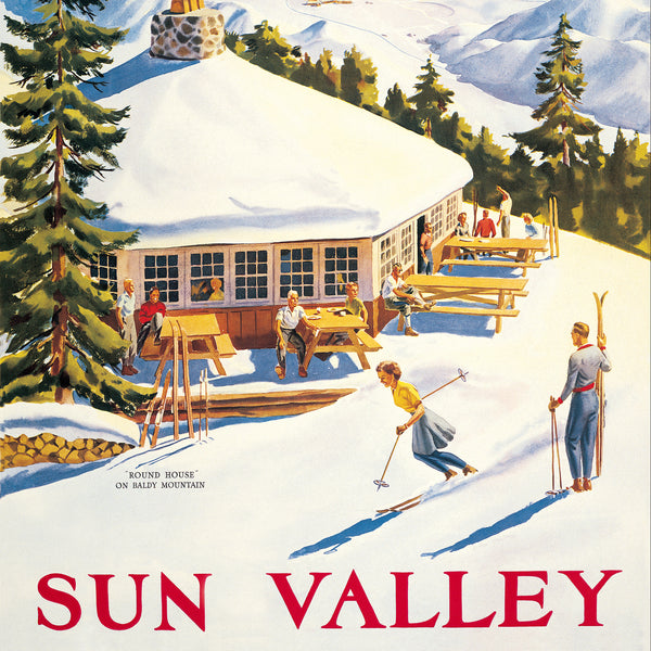 Sun Valley Resort, Idaho- Roundhouse