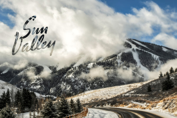 Sun Valley, Idaho- Baldy