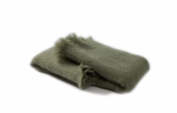 Army Green | Plain | Blanket