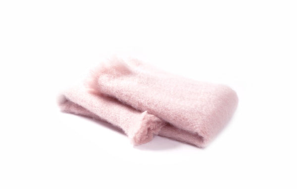 Pale Pink | Plain | Blanket