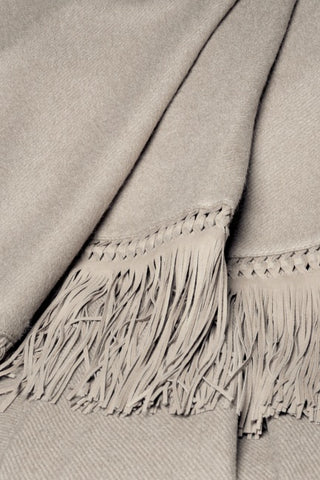Taupe | Cashmere | Blanket
