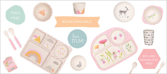 Childrens Dinner Sets