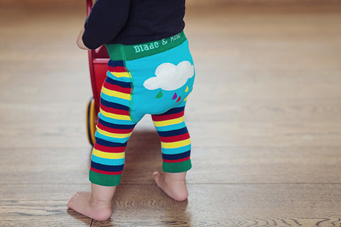 Rainbow Baby Leggings | Funky Baby Legging