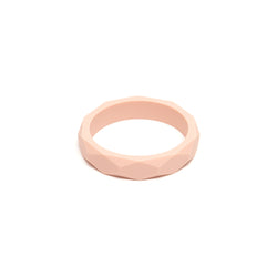 Blush Bangle - Silicone Teething Bracelet from Lara and Ollie