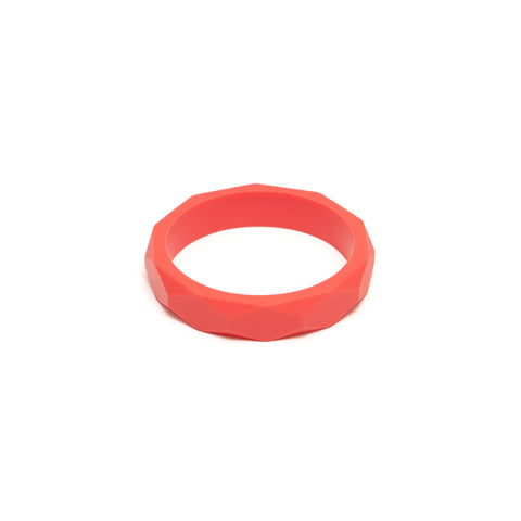 Coral Bangle - Silicone Teething Bracelet from Lara and Ollie